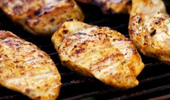 George Foreman Grill Chicken Breast Recipe