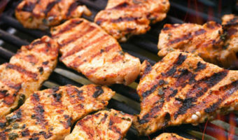 Boneless Skinless George Foreman Grilled Chicken Breast Recipe