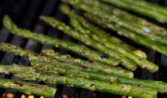George Foreman Grill Asparagus Recipe