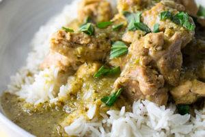 Instant Pot Lemongrass Chicken Recipe
