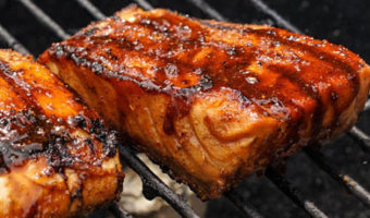 George Foreman Grilled Salmon Recipe