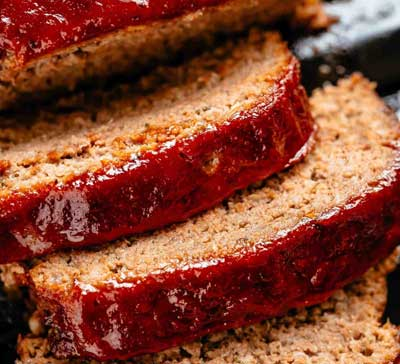 Meatloaf Without Eggs Recipe Noor S Recipe